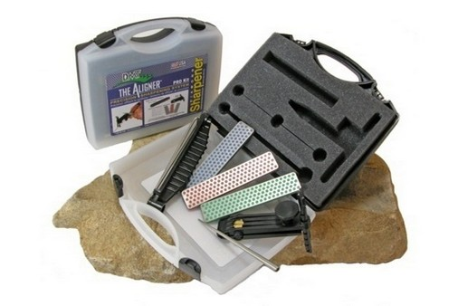 DMT Aligner Guided Knife Sharpening Kit