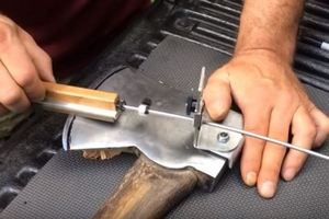KME Axe Sharpener