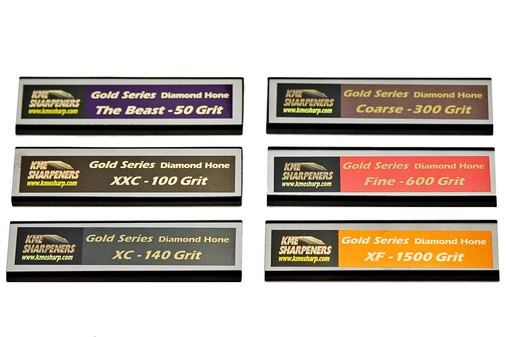 Sharpening Stones for KME Sharpener