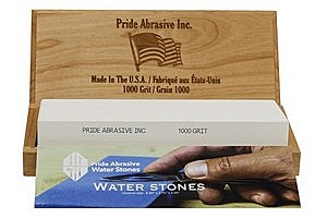 Pride Abrasive 1000 Grit Water Stone