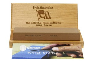 Pride Abrasive 400 Grit Water Stone