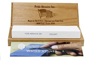 Pride Abrasive 8000 Grit Water Stone