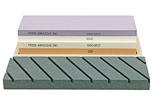 Pride Abrasive Combination Stone Kit 1