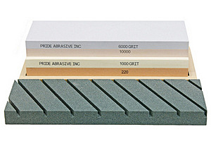 Pride Abrasive Combination Stone Kit 2