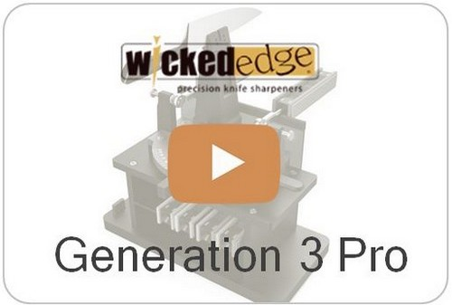 Wicked Edge Video Wicked Edge Gen 3 Pro Video