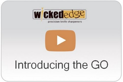 Wicked Edge Video Introducing the Wicked Edge Go