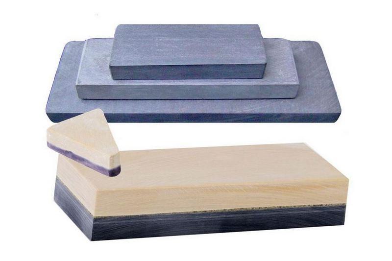 Belgian sharpening stones