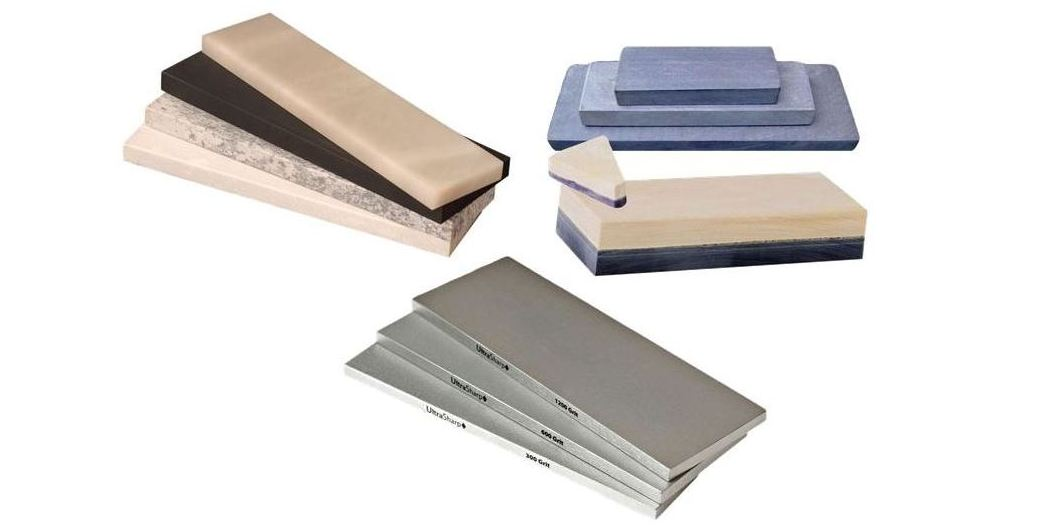 Types of Sharpening Stones